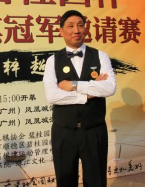 象棋特级大师湖北柳大华
