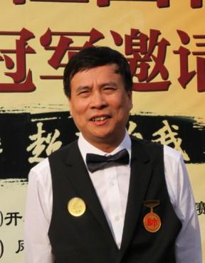 象棋特级大师广东吕钦